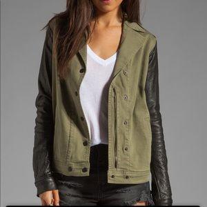 JOE's Easy Rider Leather Jacket